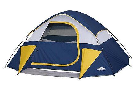 Northwest Territory Sierra Dome Tent $28.49!