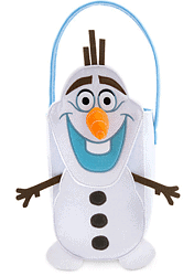 Olaf Trick-or-Treat Bag - Personalizable
