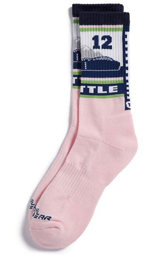 Seattle Seahawks - Hawk Nation Socks