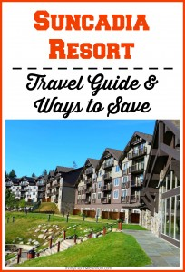 Suncadia Resort Travel Guide & Ways to Save