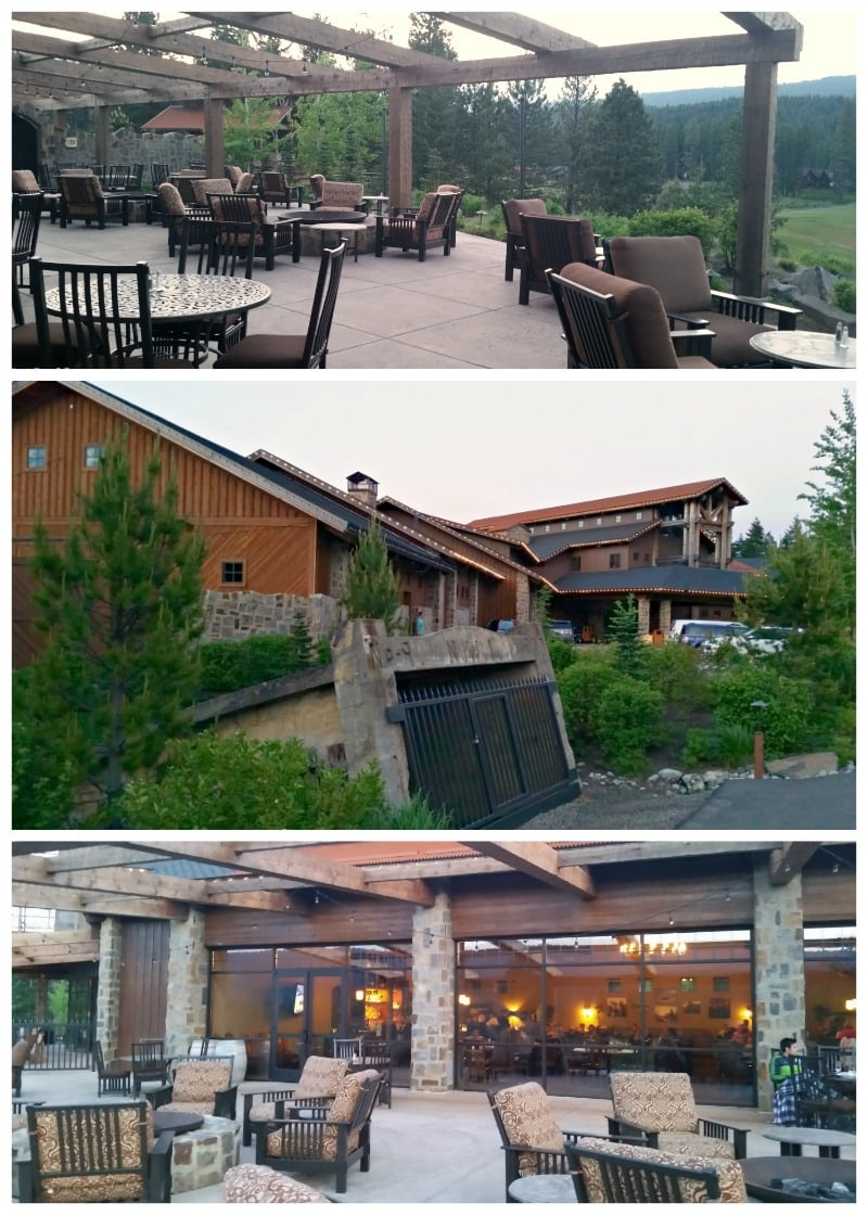 Swiftwater Cellars Restaurant at Suncadia
