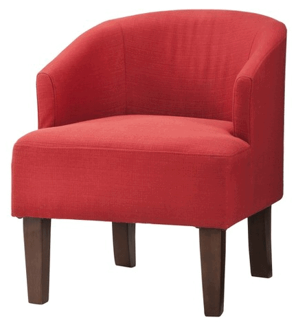 Ordinaire Threshold Barrel Chair