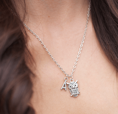 Charm Necklaces Personalized