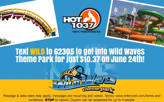 Wild waves coupons