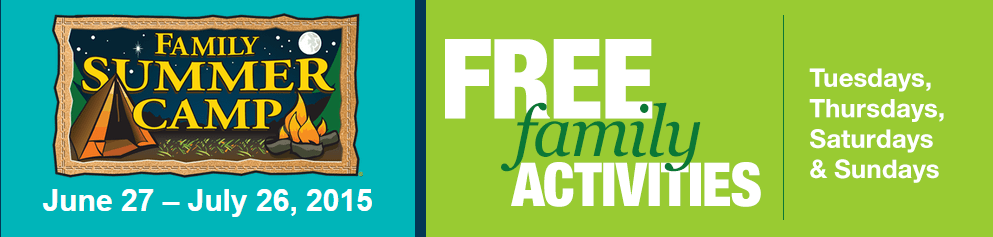 Free Summer Camps/Activities for Families at Bass Pro & Cabela Shops!