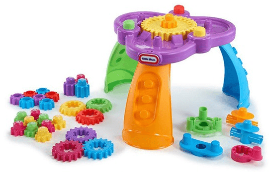 Little Tikes Giggly Gears Twirl Table