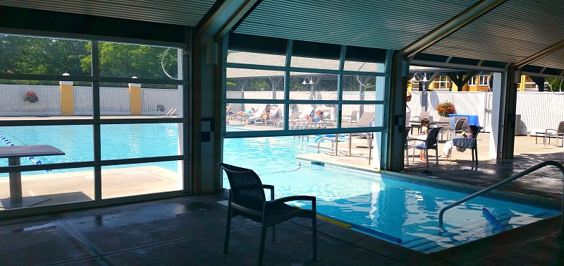 Pool at Semiahmoo Resort