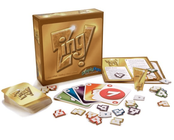 Zing Simply Fun Game