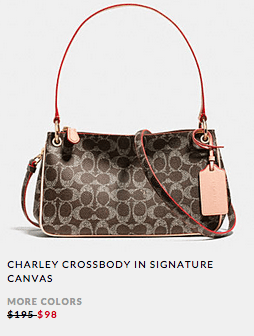 Coach Handbag Clearance and More - Semi Annual Sale at Coach.com ...