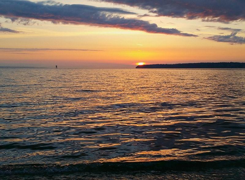 Semiahmoo Resort Sunset at the Beach