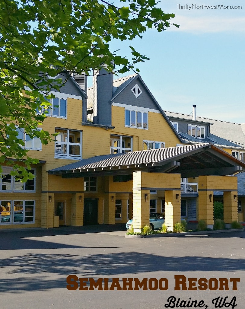 Semiahmoo Resort on location of vancouver washington