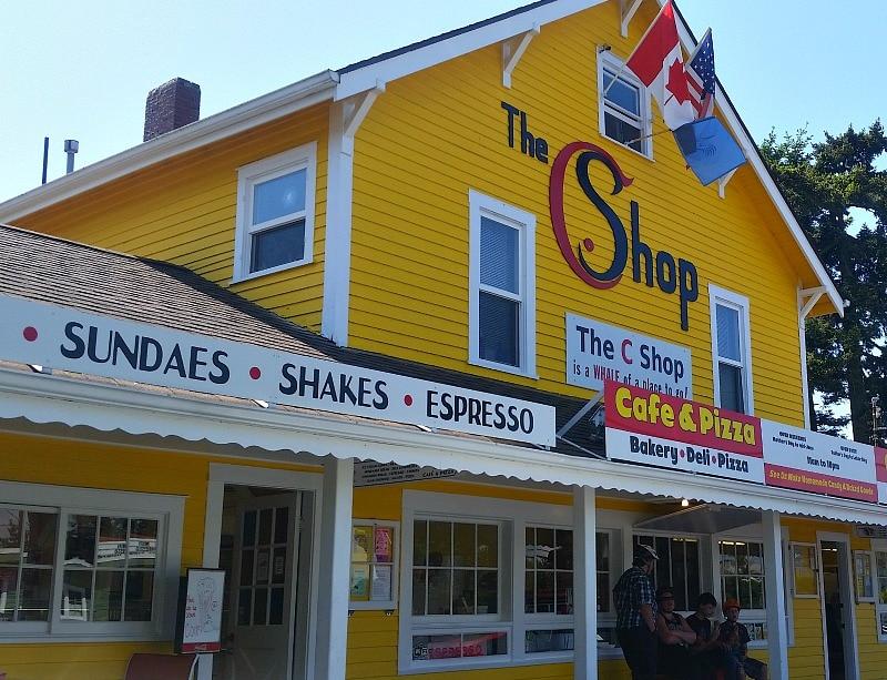 The C Shop in Birch Bay