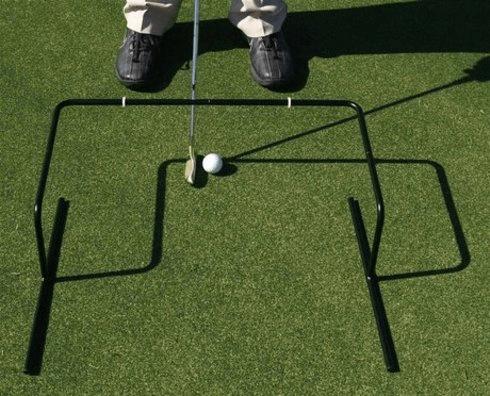 YipFixx Accu-Stroke Golf Putting Trainer