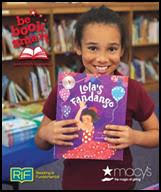 RIF & Macys Be Book Smart Campaign