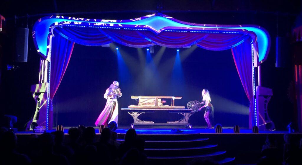 Magic Show at Silverwood