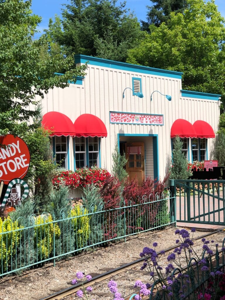Silverwood Candy Store