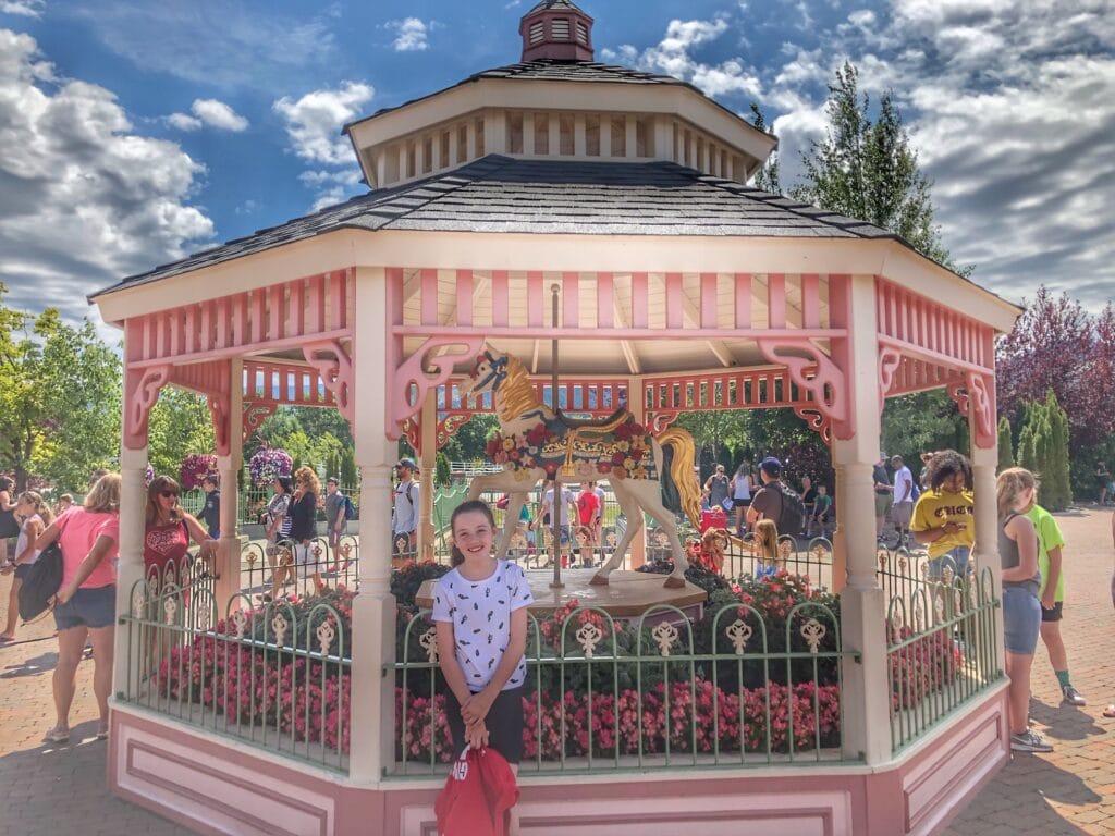 Silverwood Carousel