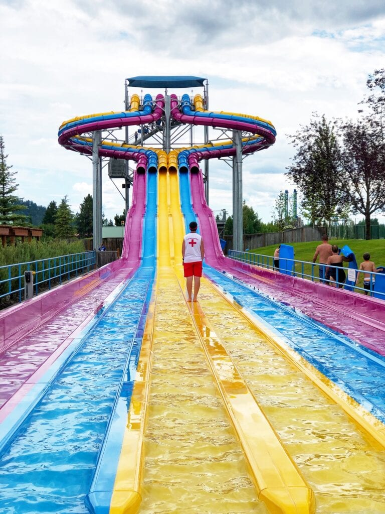 Silverwood water park