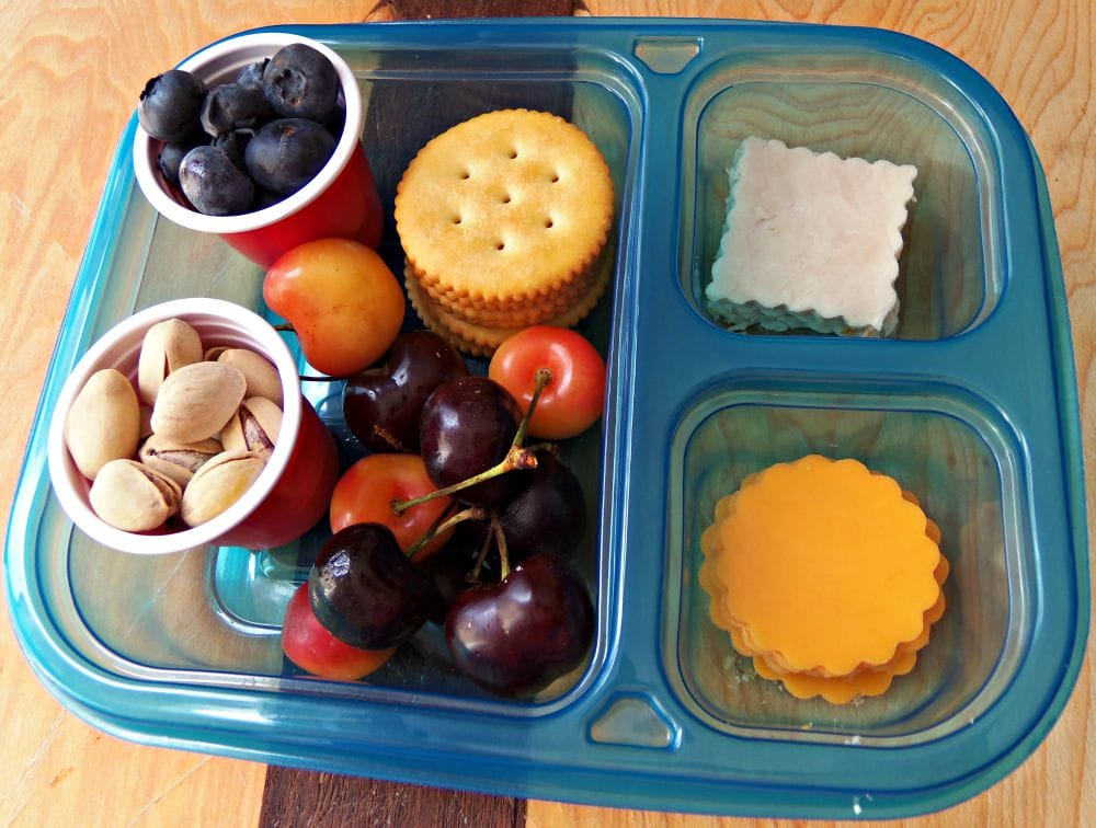 DIY Lunchable 2
