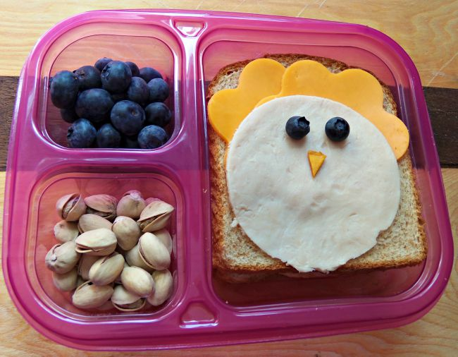 DIY Turkey Lunchable
