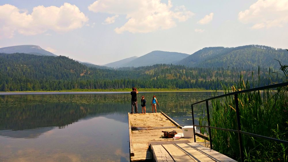 Northern idaho lots for a family to do on a budget for Best fishing in idaho