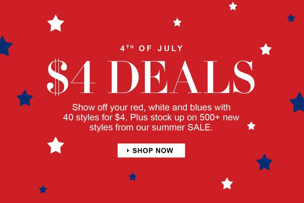 H&M Summer Sale