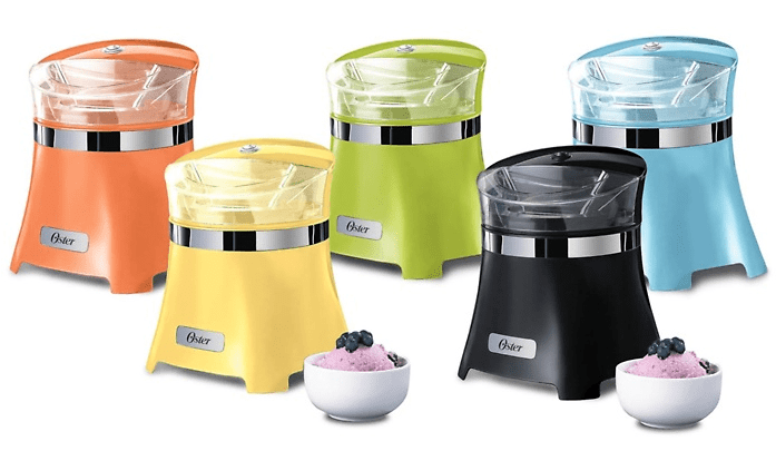 Oster 1.5-Quart Ice-Cream, Frozen-Yogurt, and Sorbet Maker