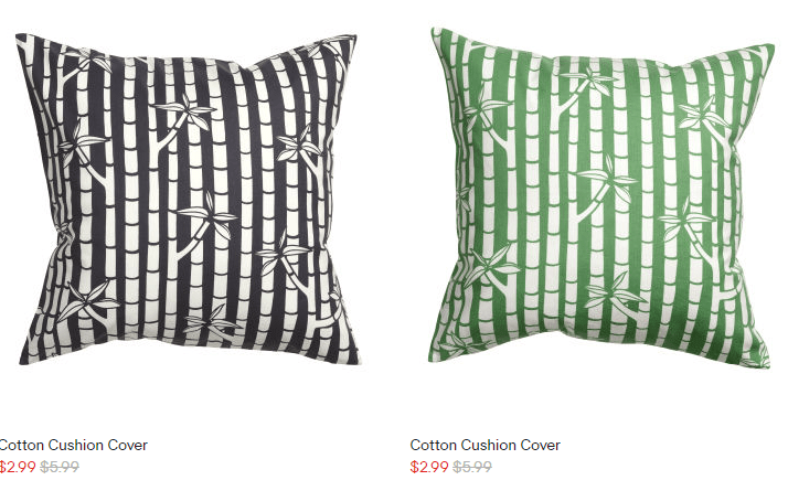 Pillow Covers on sale