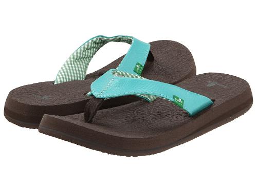 4dd0f9f4e98f09 Sanuk Yoga Mat Flip Flops for just  12!