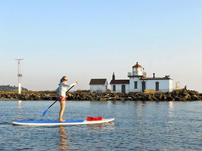 Surf Ballard Paddleboard Rental