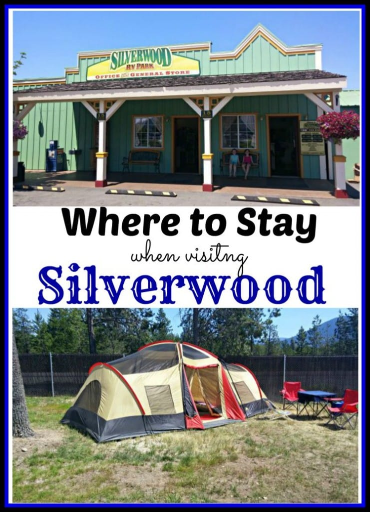 Where to Stay when visiting Silverwood