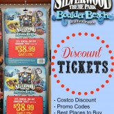 Silverwood discount tickets