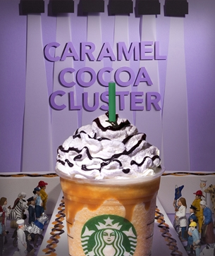 Starbucks $3 Frappucinos