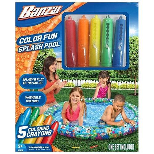 color fun pool