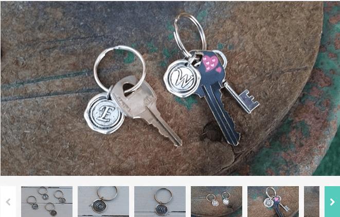 Initial Key Rings