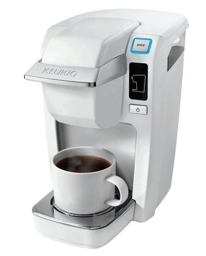 Keurig Coffee Maker In Colors : Keurig - Mini Plus Single-Serve Brewer USD 69.99 Shipped