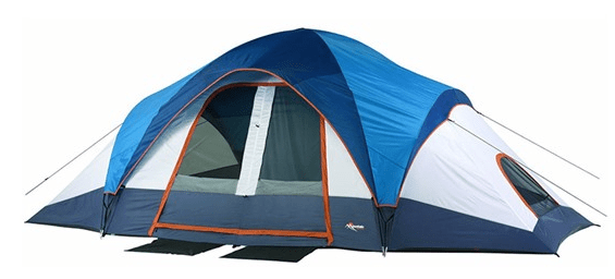Mountain Trails Grand Pass 10-Person Tent Today Only