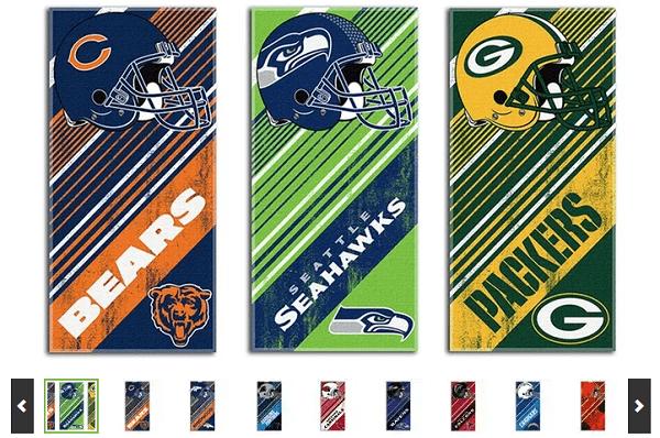 NFL Beach Towel