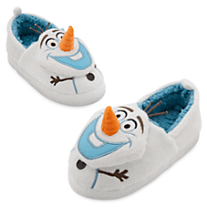 Olaf Slippers for Kids