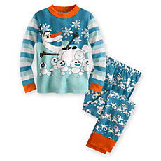 Olaf and Snowgies PJ PALS for Boys