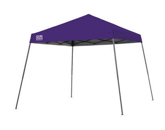 Quik Shade Instant Canopy in Purple