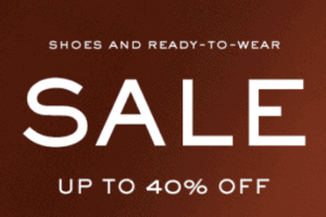 Coach Sale up to 40% off