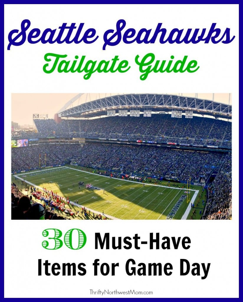 Seattle Seahawks Tailgate Guide – 30 Must-Have Items for Game Day!