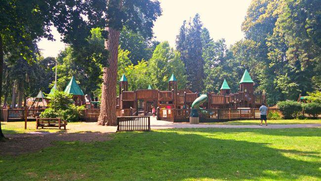 coeur d alene park