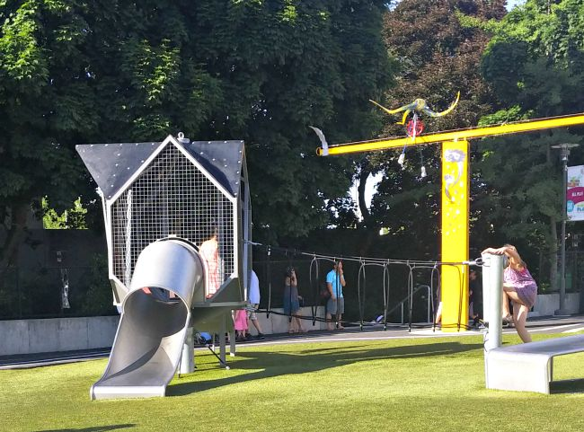 seattle center toddler area