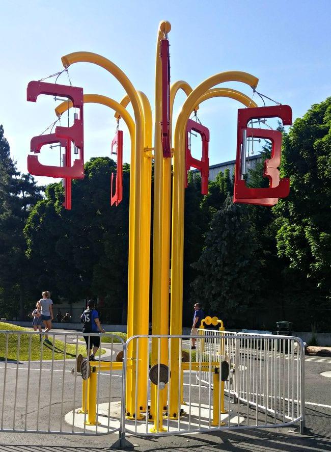 seattle playground