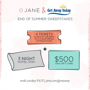 Win a Southern California Getaway Vacation