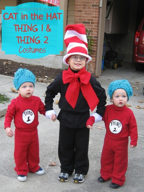 Cat-in-the-Hat-Thing-1-and-Thing-2-Costumes