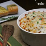 Cheesy Pasta Bake Meal - Freezer Friendly & Hearty, Quick Meal