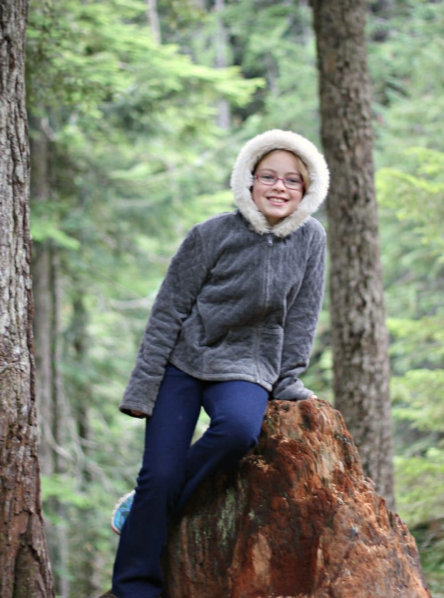 Exploring Mount Rainier National Park as a 4th Grader